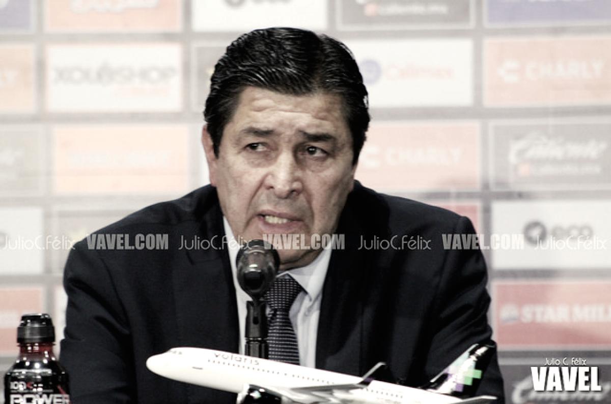 """Luis Fernando Tena: """"Vamos a luchar hasta el final en liga"""""""