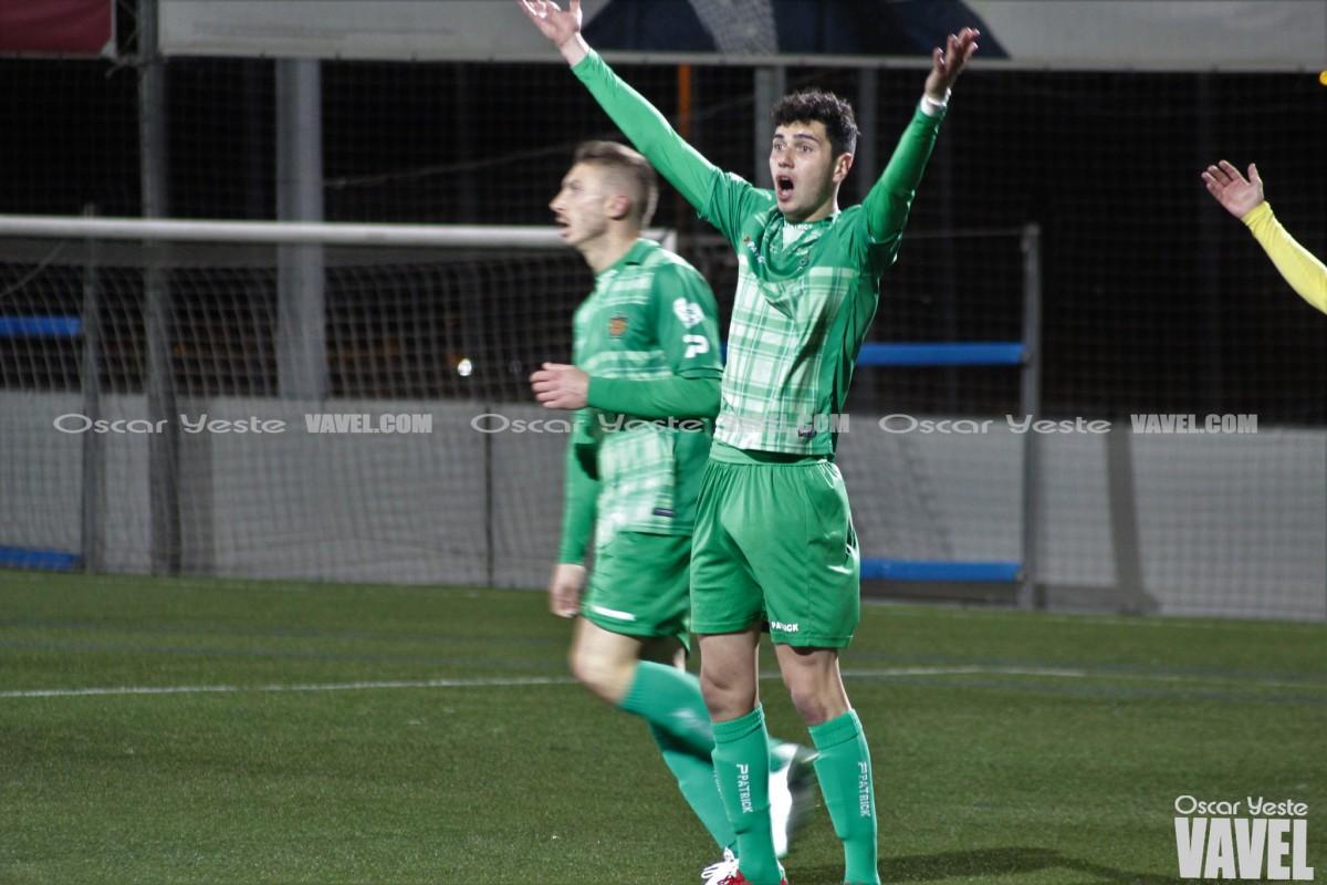 Destacados de la jornada 26 en el grupo III de la Segunda División B