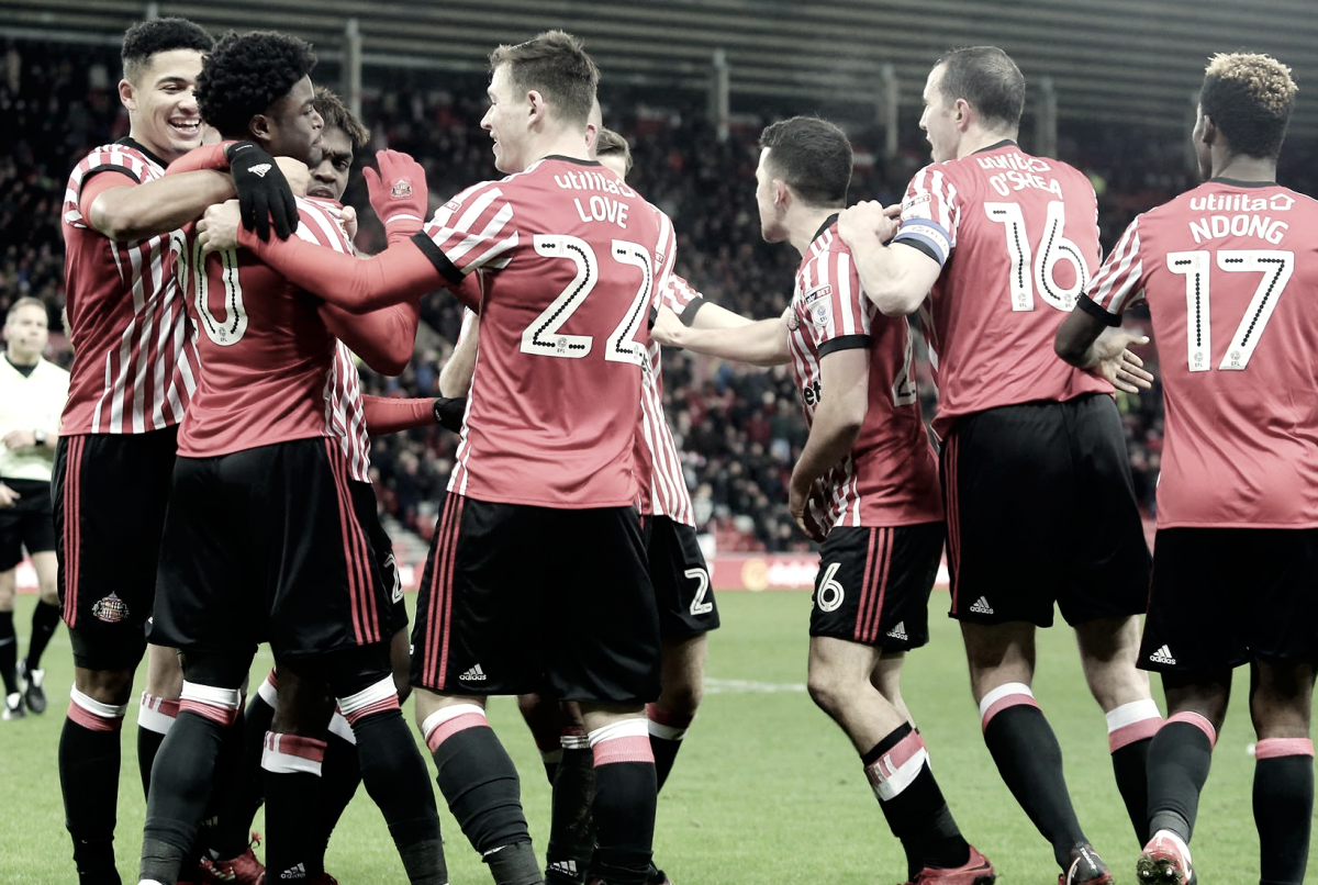 El Sunderland se desmantela