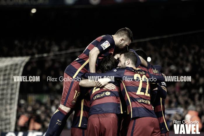 El Camp Nou, terreno maldito para el Getafe