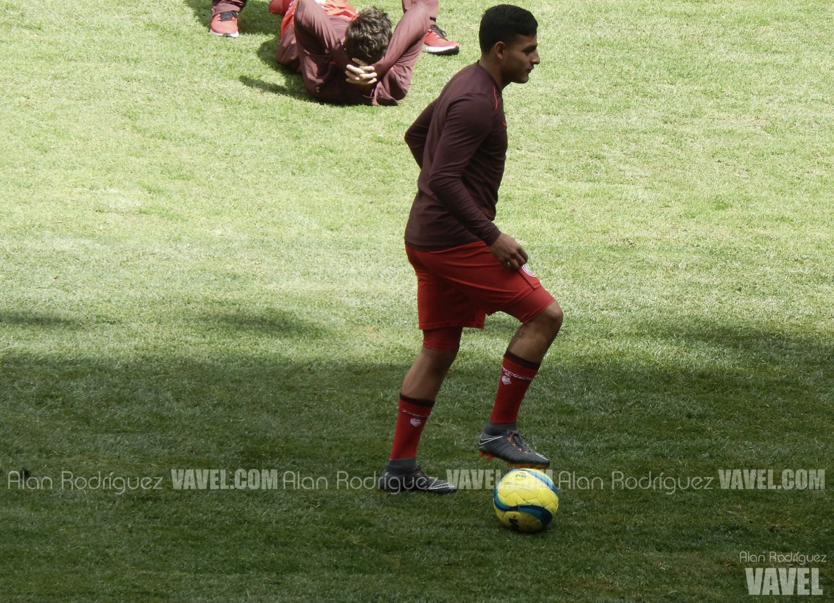 Alexis Vega espera reaparecer ante Pachuca