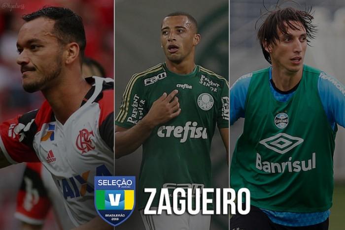 Seleção VAVEL: vote no melhor SEGUNDO ZAGUEIRO do Brasileirão 2016!