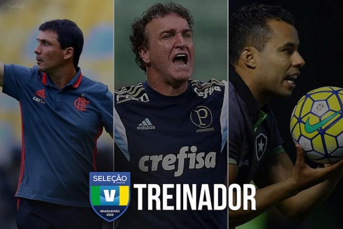Seleção VAVEL: vote no melhor TÉCNICO do Brasileirão 2016!