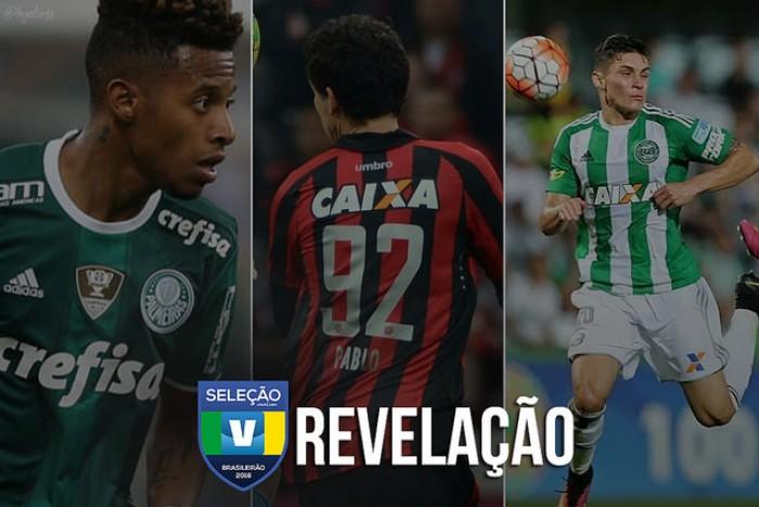 Seleção VAVEL: vote na REVELAÇÃO do Brasileirão 2016!