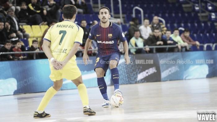 Gran Canaria paga la furia blaugrana post-Inter
