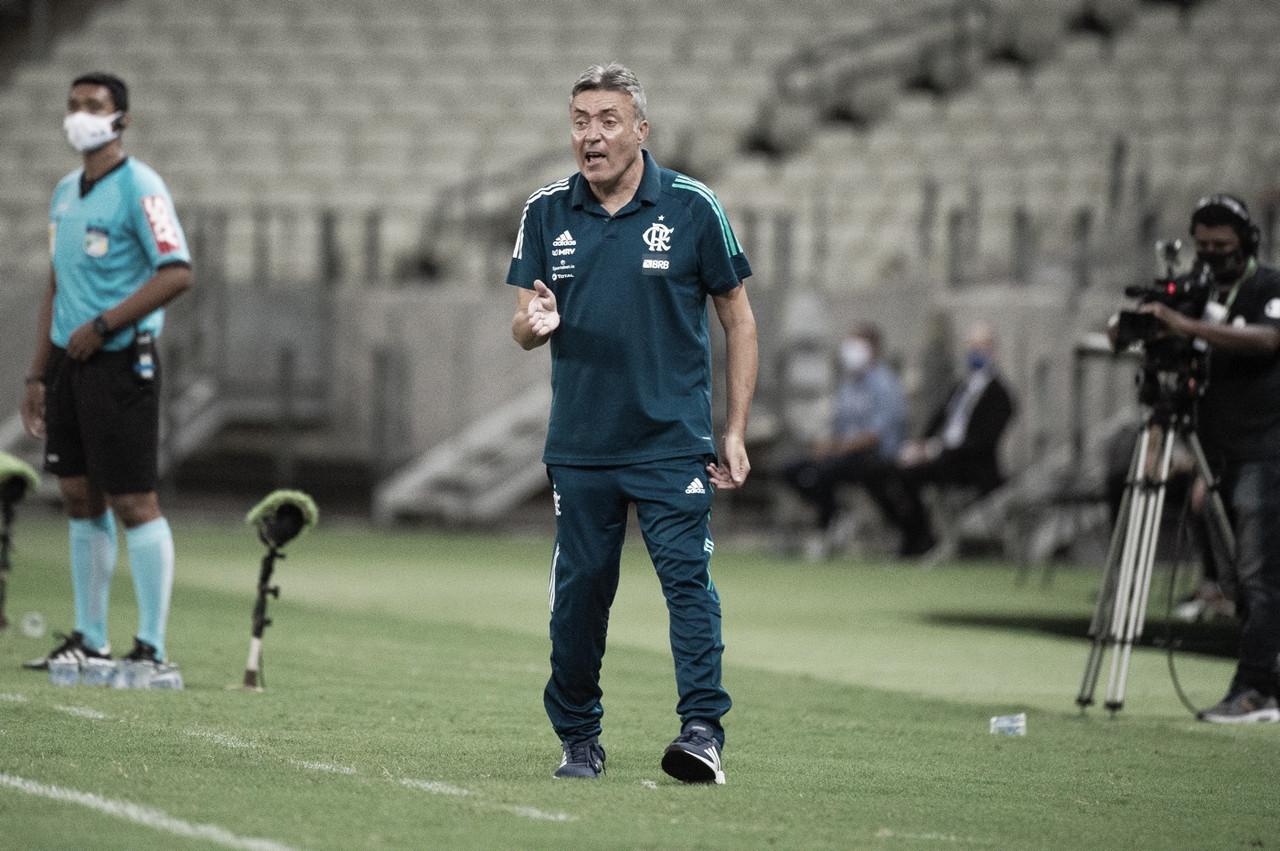 VP do Flamengo, Marcos Braz convoca coletiva para falar sobre Domènec Torrent