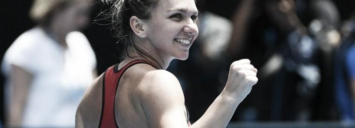 Halep vence Davis em batalha de 48 games e avança à quarta rodada do Australian Open