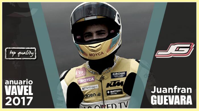 Anuario VAVEL Moto3 2017: Juanfran Guevara, una temporada irregular