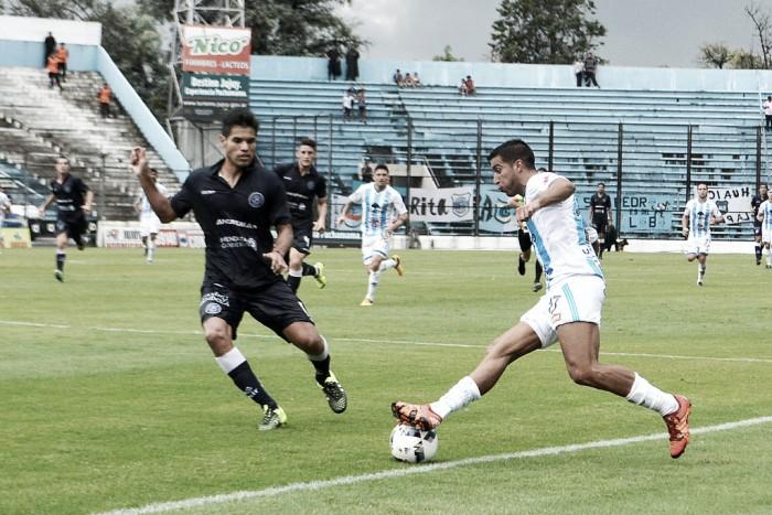 Historial: Independiente Rivadavia -Gimnasia y Esgrima (J)