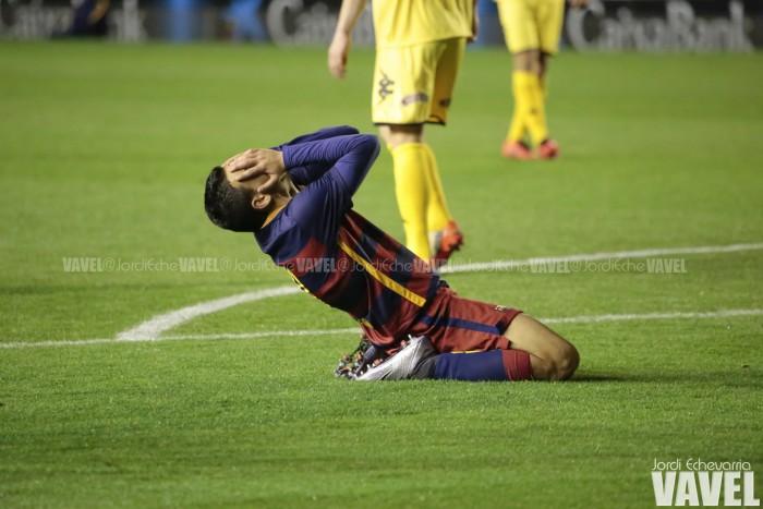 Previa CE Sabadell – FC Barcelona B: Copa Cataluña