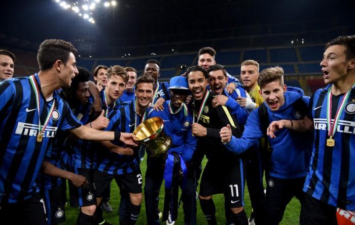 L'Inter vince la Coppa Italia Primavera