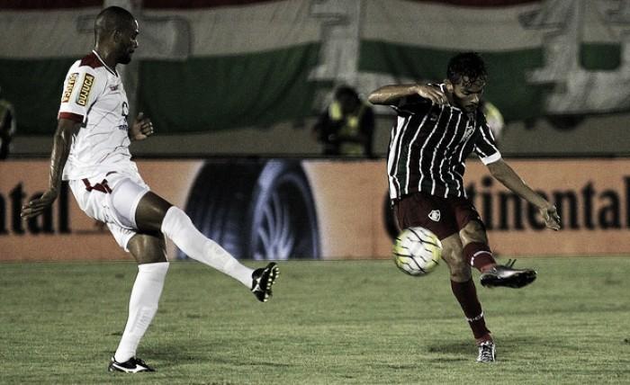 Com força máxima, Fluminense enfrenta reformulada Ferroviária buscando eliminar jogo da volta