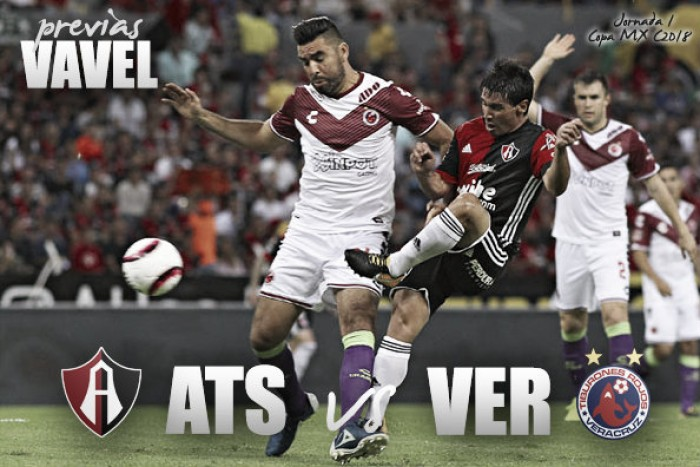 Previa Atlas vs Veracruz: El comienzo de una aventura alterna