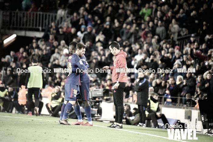 Nuevos récords del FC Barcelona y de Leo Messi