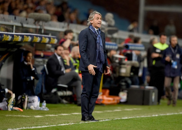 """Inter, Mancini: """"Il calcio è così"""""""