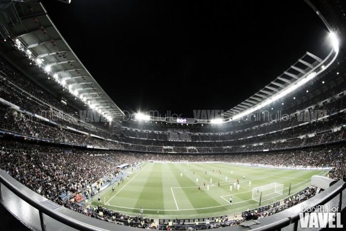 El último parate perjudicó al Real Madrid