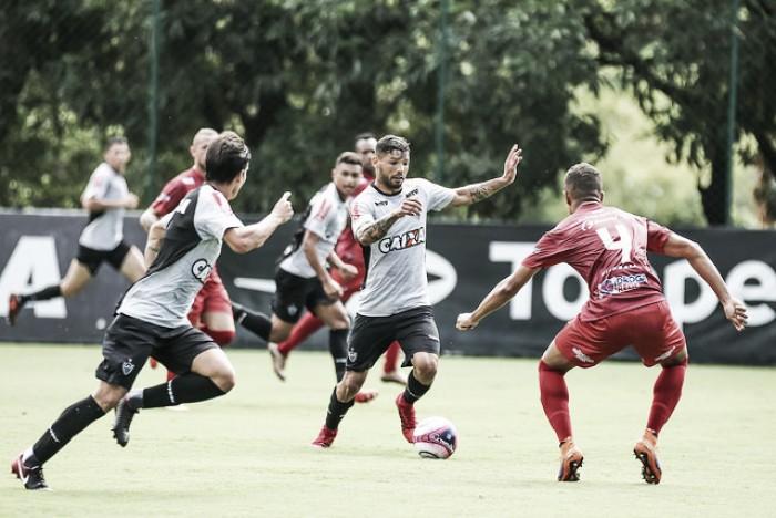 De olho neles! Com equipe reserva, Atlético-MG estreia no estadual contra o Boa Esporte
