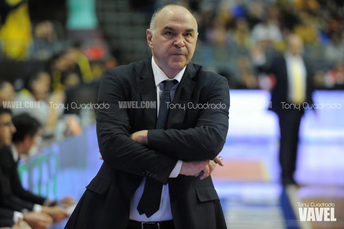 Laso, elegido mejor entrenador del mes de abril