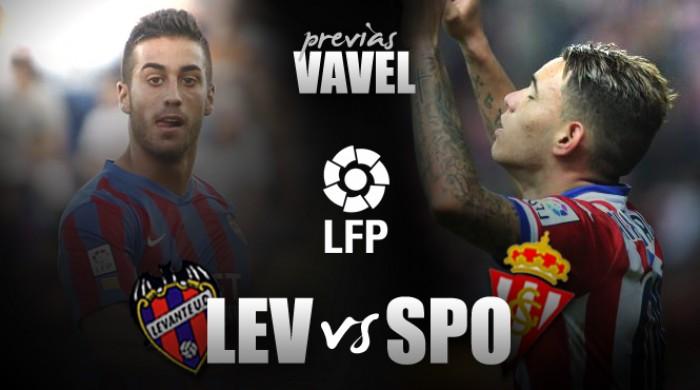 Levante UD - Sporting de Gijón: Los rojiblancos están a un paso de librarse del descenso
