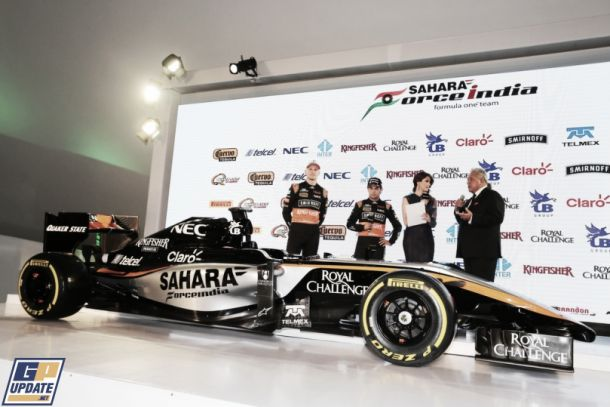 Force India presenta su nuevo monoplaza