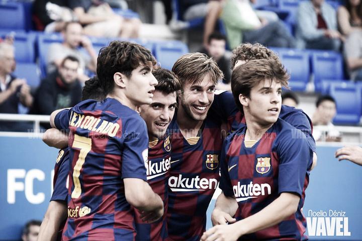 El precedente del Barça B en Segunda División A