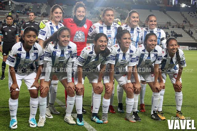 Pachuca Femenil con liderato e invicto incluido