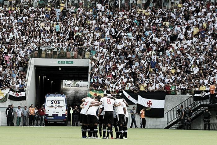 Vasco e Londrina será disputado na Arena da Amazônia, em Manaus
