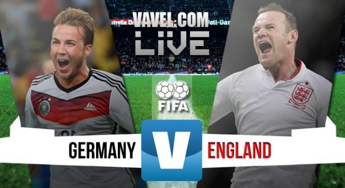 Risultato Germania 2-3 Inghilterra in amichevole internazionale 2016: Dier al 90', rimonta inglese!