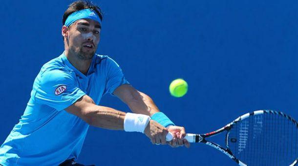 Australian Open, Fognini al terzo turno