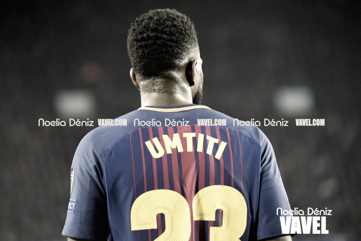 La Francia de Ousmane Dembélé y Samuel Umtiti firmó el empate ante Estados Unidos en su último partido amistoso