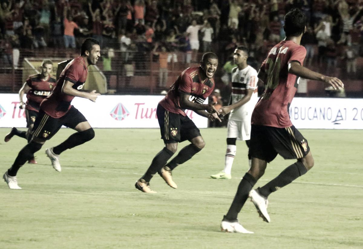 Por vaga na final do Campeonato Pernambucano, Central e Sport se enfrentam em Caruaru