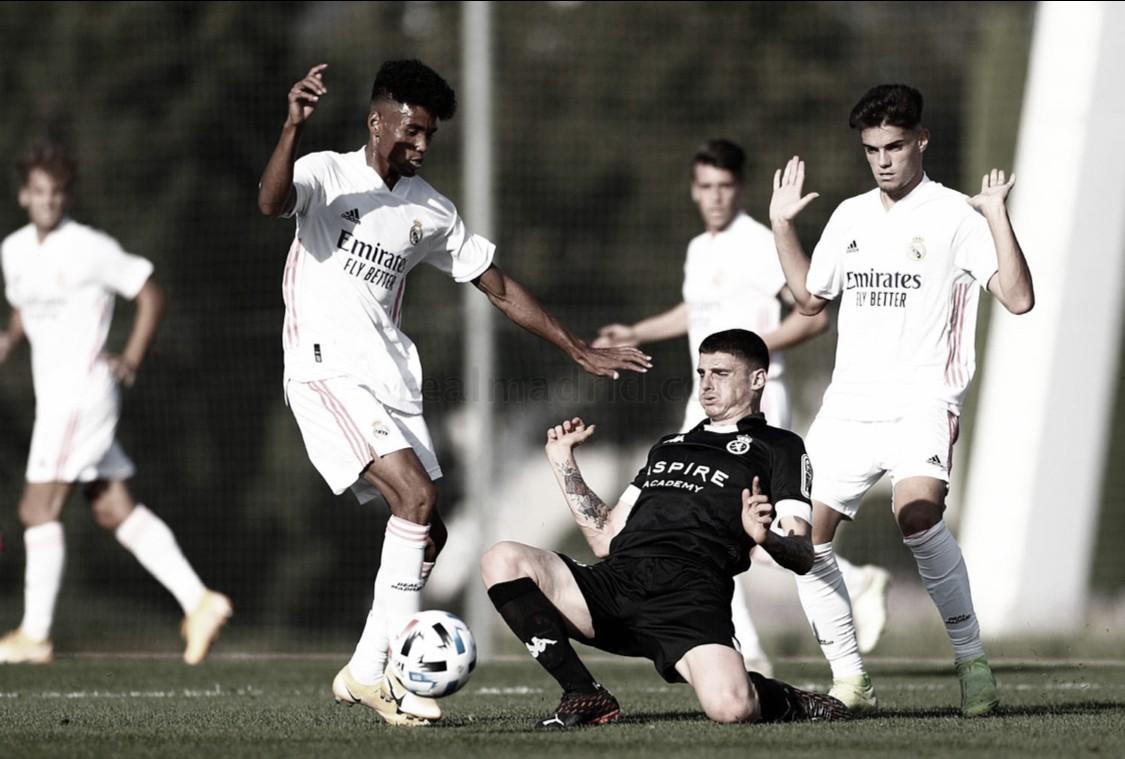El Real Madrid Castilla y la 'Cultu' sellan las tablas (1-1)