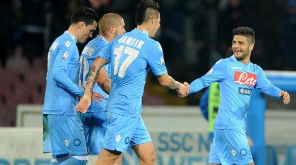 Il Napoli cerca il riscatto contro il Chievo