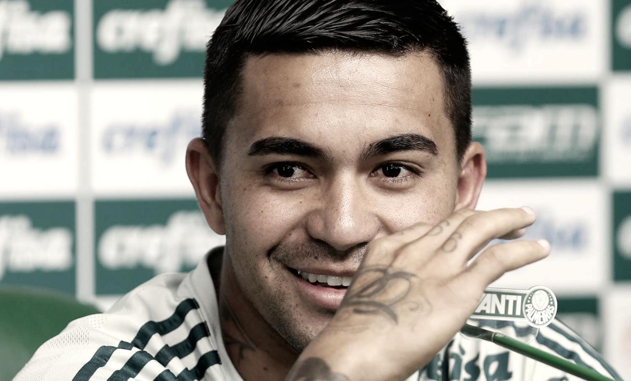 Após interesse de clubes da China, Dudu renova com o Palmeiras até 2023
