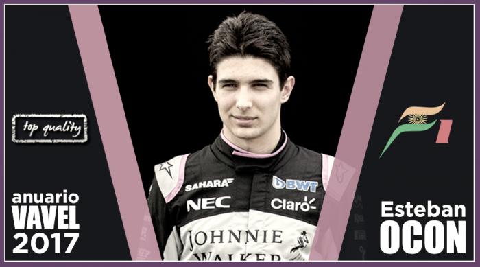 Anuario VAVEL F1 2017: Esteban Ocon,el año de la 'Oconsistencia'