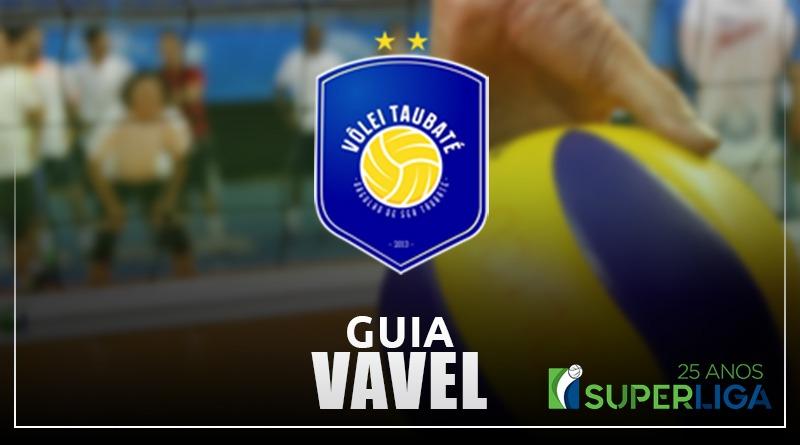 Guia VAVEL Superliga Masculina de Vôlei 2018-19:Taubaté