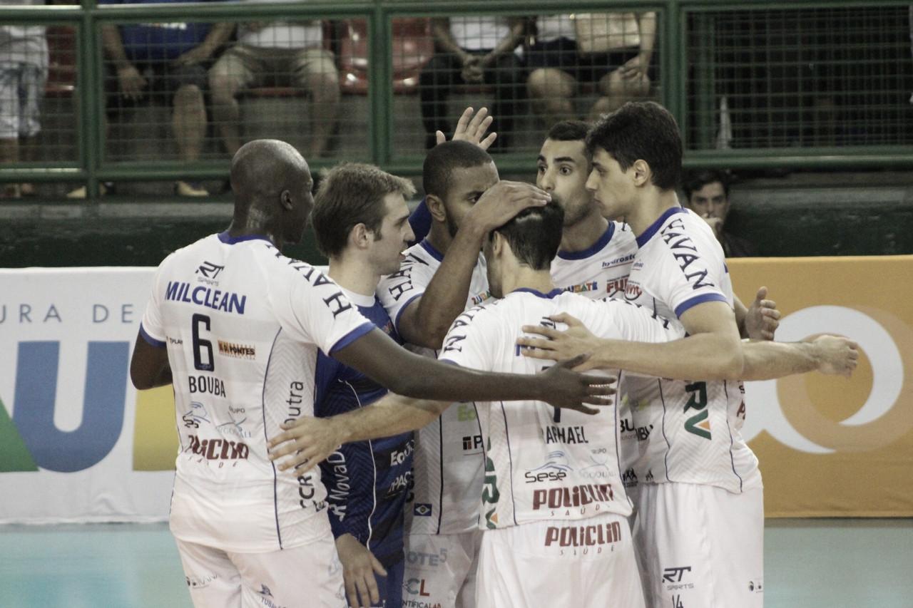 EMS Taubaté vence e Cruzeiro fica fora da final na Superliga após oito temporadas