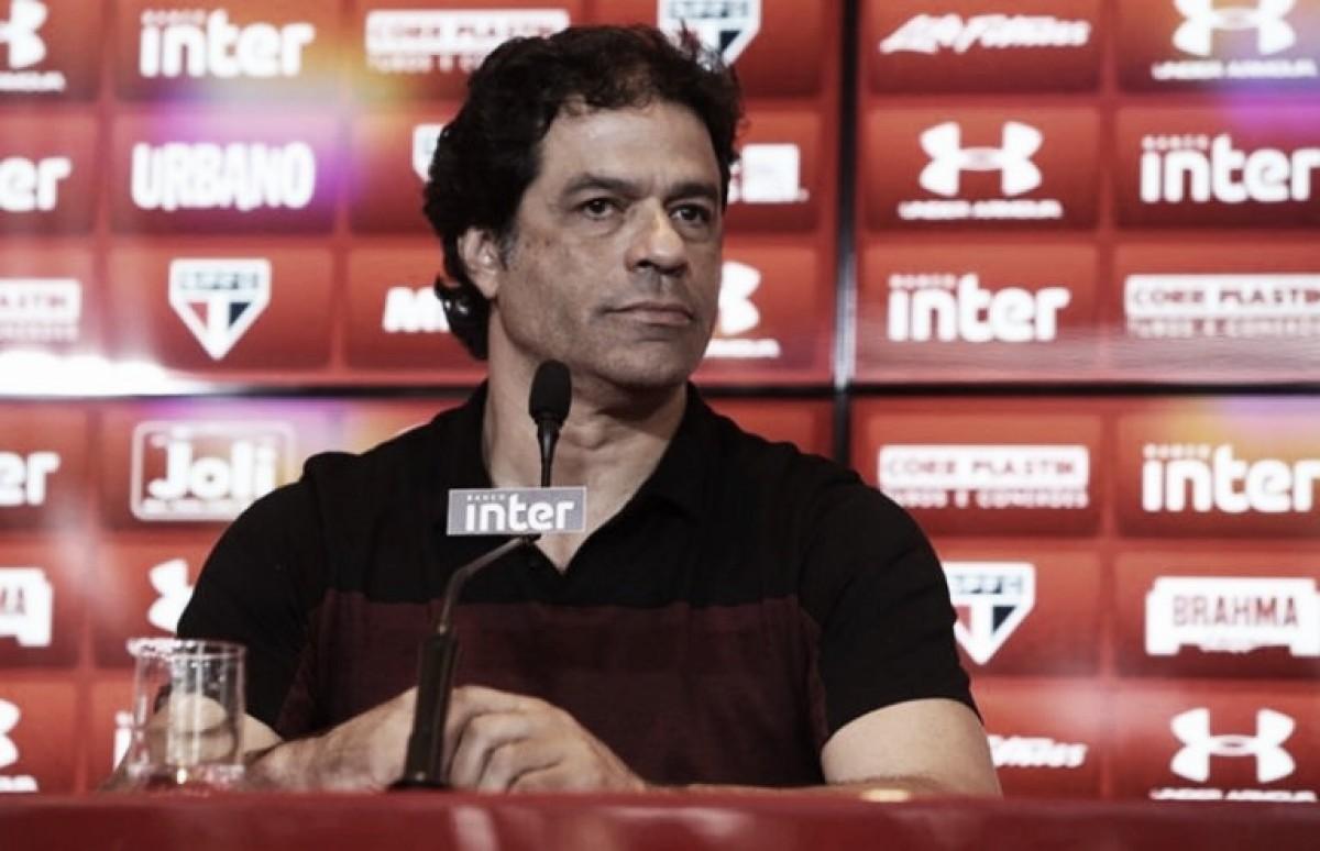 """Mesmo eliminado, Raí elogia postura do São Paulo e afirma: """"Time foi guerreiro"""""""