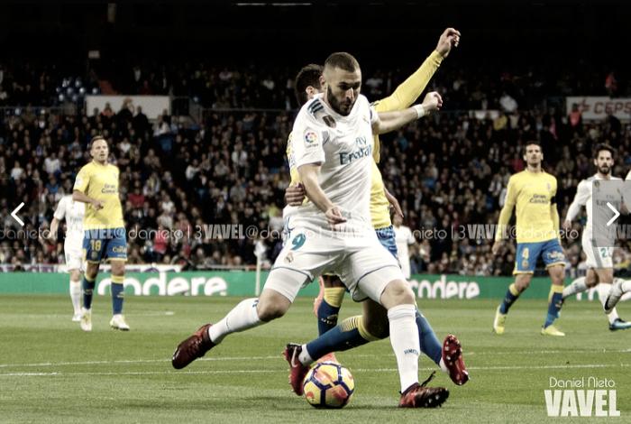 """Benzema: """"No hay nada mejor que el Madrid"""""""