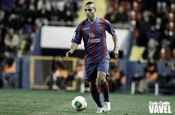 Nabil El Zhar, nuevo jugador de la UD Las Palmas