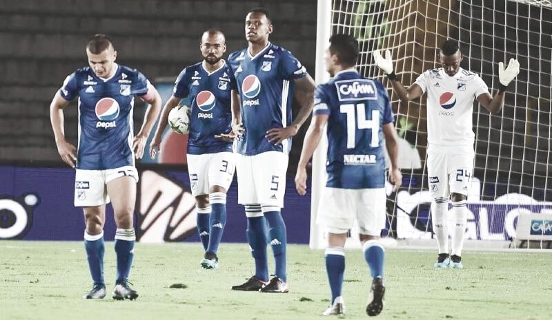 A Millonarios solo le alcanzó para ir a la Copa Sudamericana en 2020