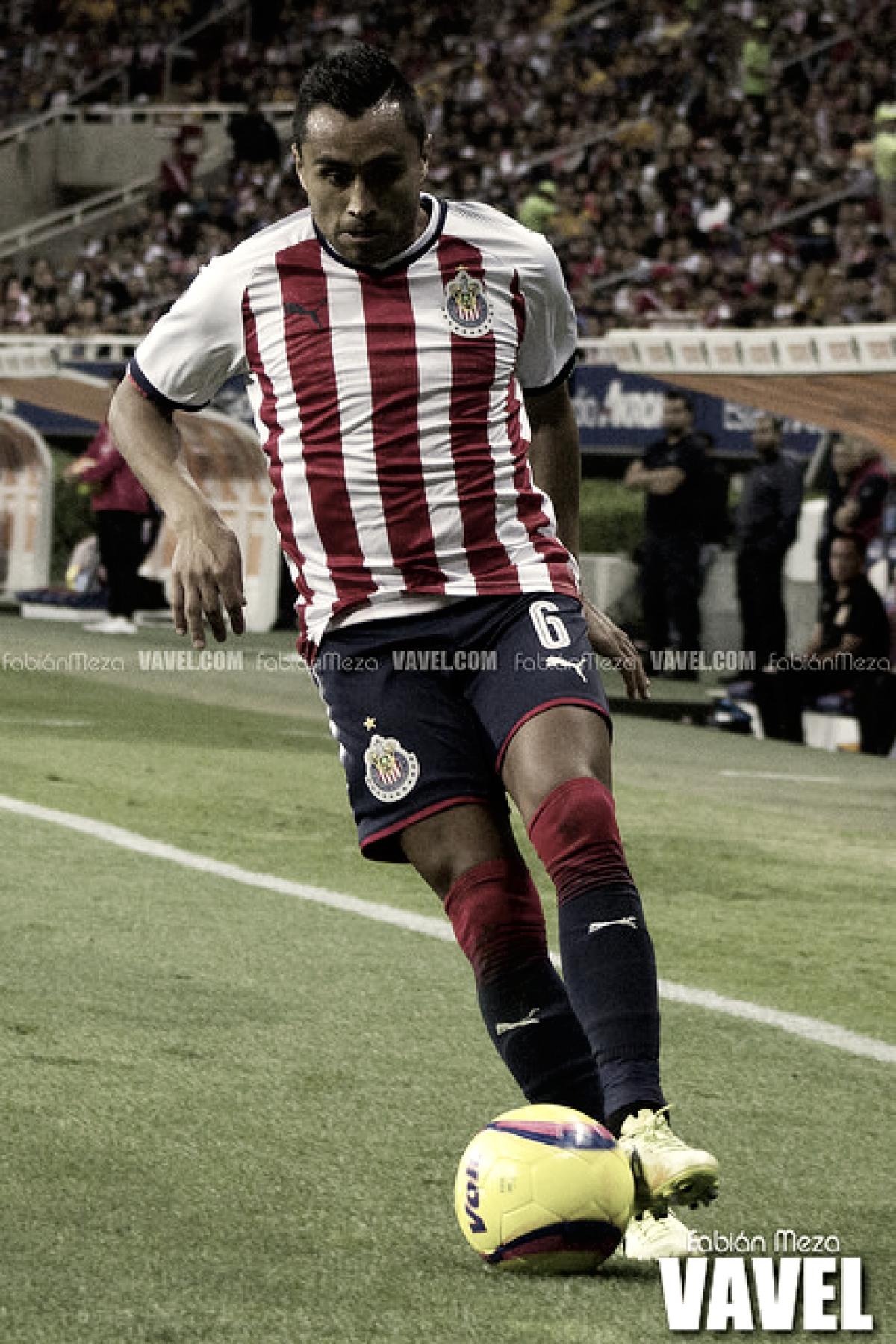 """Edwin Hernández: """"Es lindo ver que quieran tanto a Chivas"""""""