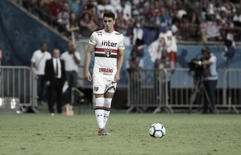 Bahia acerta contratação do meia-atacante Shaylon, do São Paulo