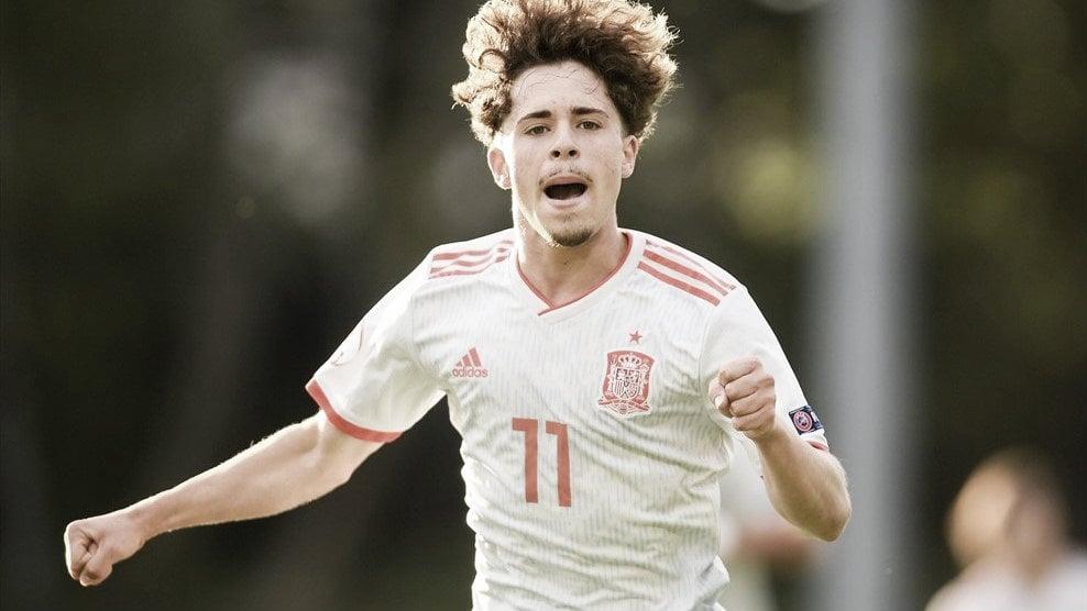 España sub-17 estará en semifinales y saluda al Mundial