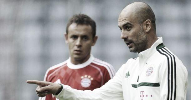 O Bayern de Pep: os falsos interiores