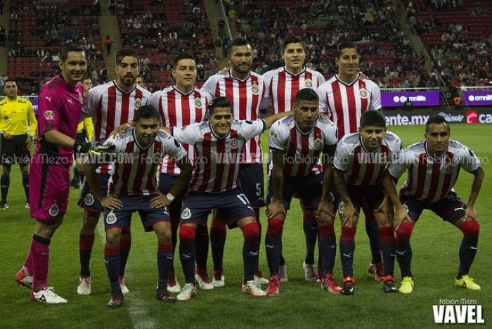 Fútbol en vivo: Querétaro vs Chivas Guadalajara, Liga MX