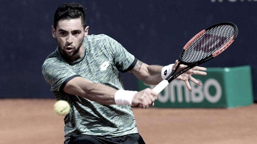 Andreozzi eliminado del Masters 1000 de Montecarlo