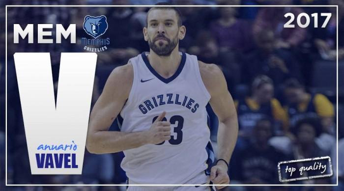 Anuario VAVEL Memphis Grizzlies 2017: chocarse de morros con la dura realidad