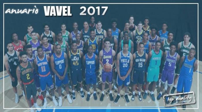 Anuario VAVEL NBA 2017: presente y futuro se unen para forjar un año mágico