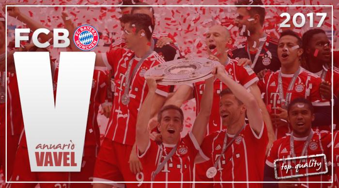 Anuario VAVEL Bayern Múnich 2017: 365 días de alegría